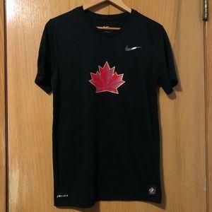 Nike Hockey Canada Tee NWOT